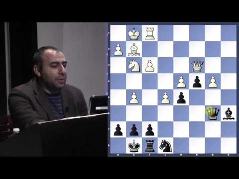 Anand vs. Carlsen   World Championship 2013 - GM Varuzhan Akobian