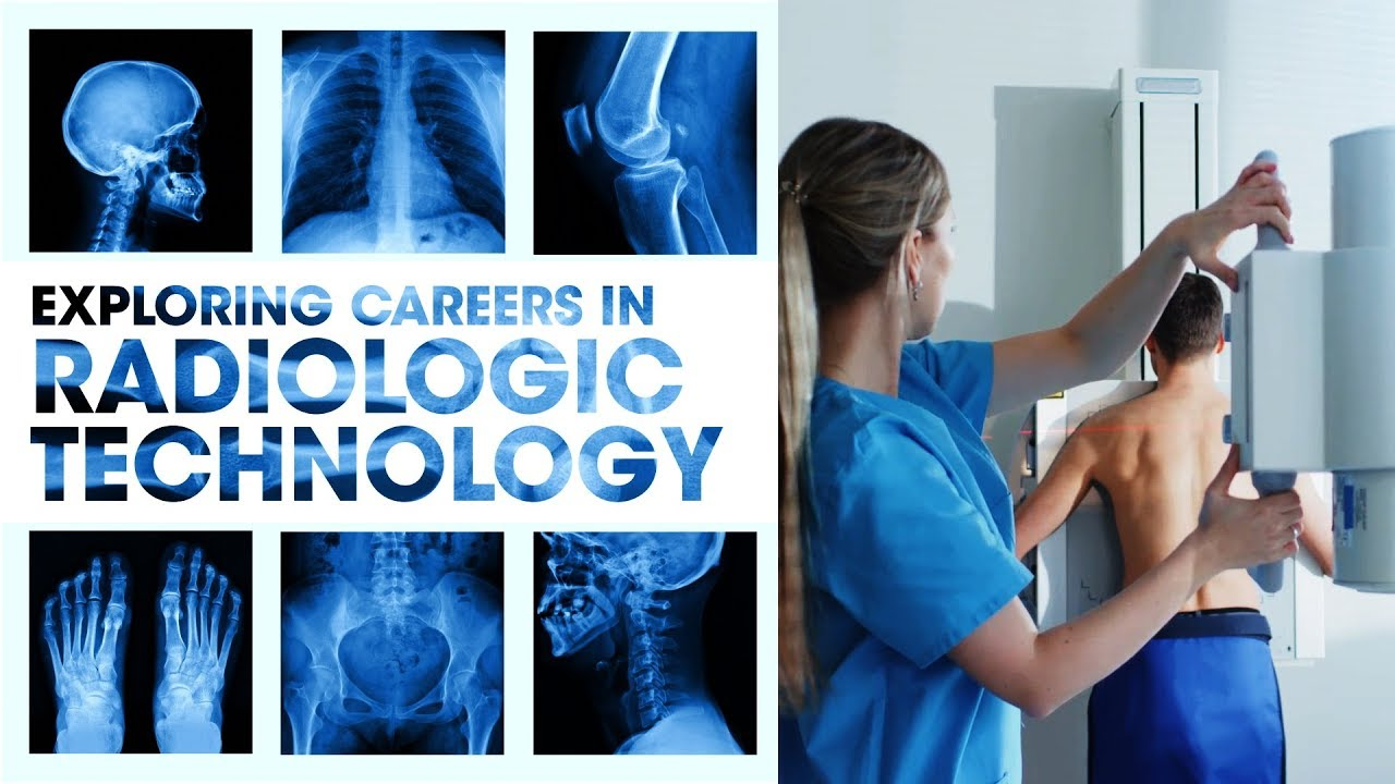 Start a fast-paced, well paying career in Radiologic Technology in just two years! #MedicalRadiology