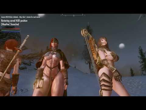 Skyrim Quest Mod - MHARPHIN - YouTube