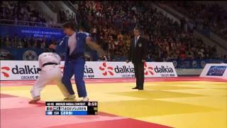 Astana 2015 World Judo Championships 63kg Bronze