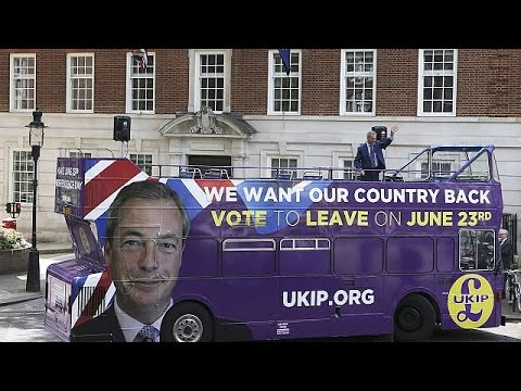 Nigel Farage launches UKIP