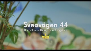 It&#39;s not an office, it&#39;s a kingdom I King in Stockholm<