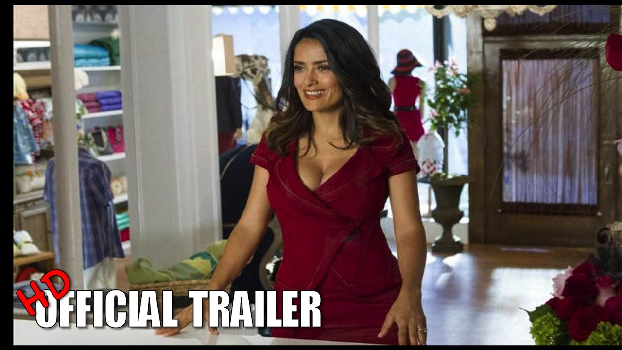 How To Be A Latin Lover Movie Trailer 2017 Hd  Salma Hayek Movie