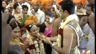 Soundarya, Ashwin's grand wedding - Part 2 - www.RajiniVideos.com