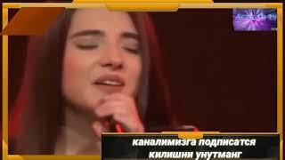Ana ovoz Turkcha guzal qushiq Nahida Babasli Jonli ijro Красивая турецкая песня Нахида Бабашли