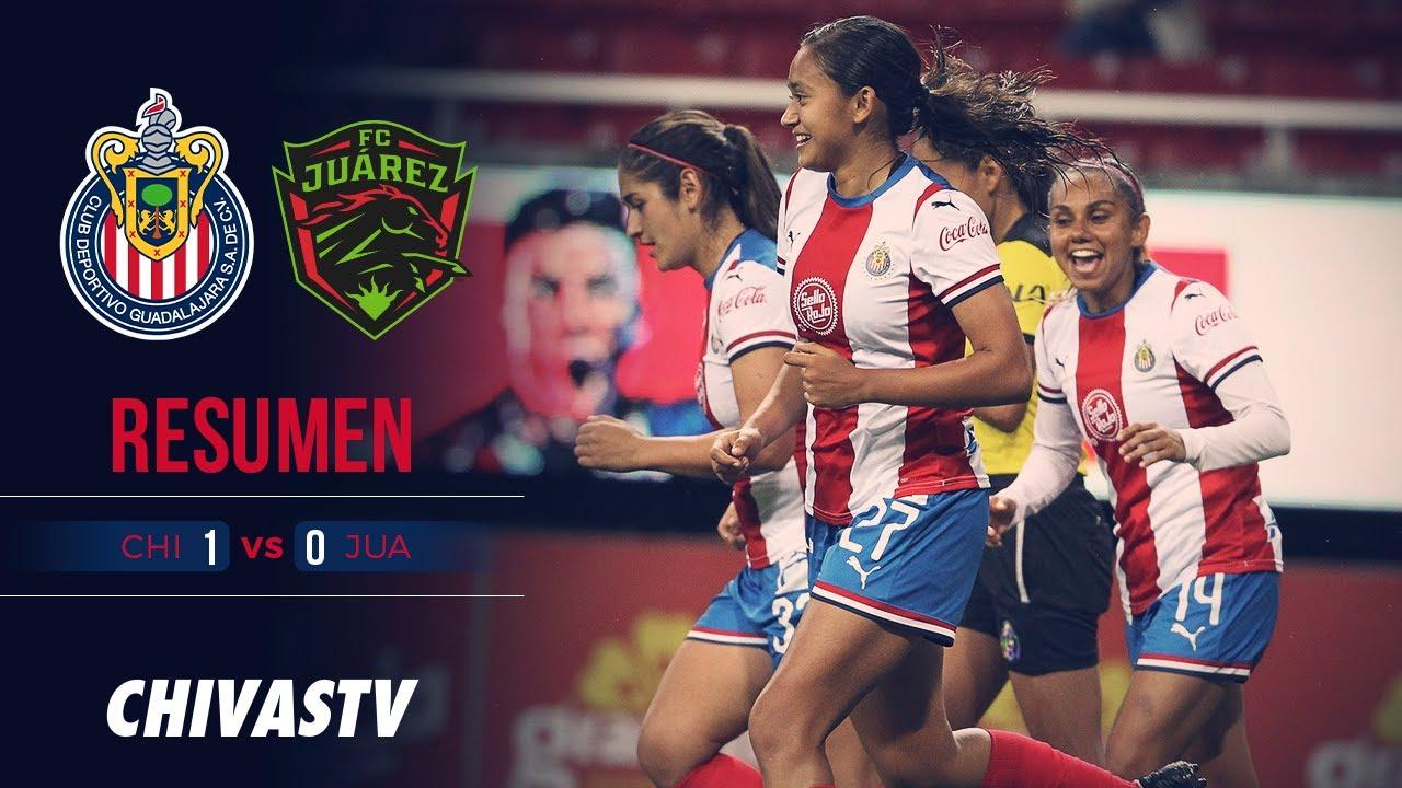 Sumamos en casa | Resumen | Chivas Femenil 1-0 Juárez | Highlights | J8 LigaMX AP19