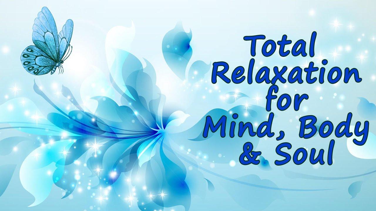 Relaxing Music for Mind, Body & Soul - Meditation Music for Deep Sleep,  Yoga & Healing