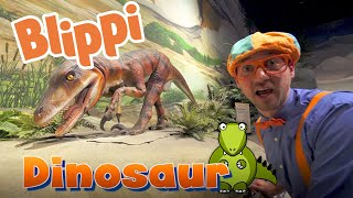 Learning At The Science Centre With Blippi | Science Videos For Kids
