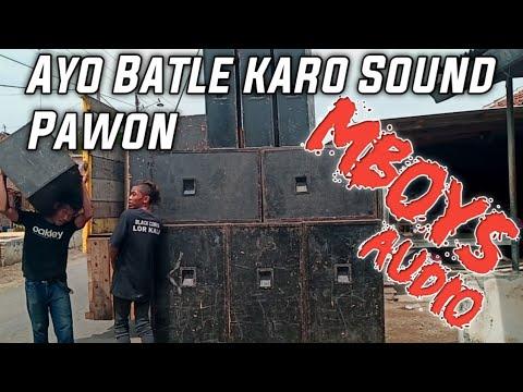 Mboys Audio Loading Depan Rumah #di Ajak Batle Seru Iki. ,😂