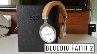 Unboxing Bluedio F2 (Faith 2)