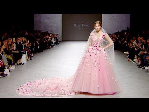 Randy Fenoli   Barcelona Bridal Fashion Week 2019   Exclusive from YouTube · Duration:  16 minutes