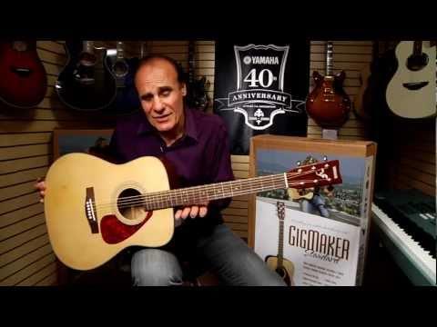 Yamaha F325 Acoustic Guitar Gigmaker Standard At Hammond Organ World
