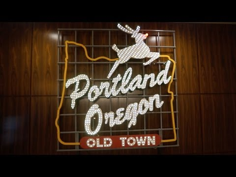 Portland Travel Vlog 2013 (Part 1/2) - Vlog #15 - LIFE OF BRI