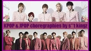 KPOP & JPOP Choregraphies by s**t kingz