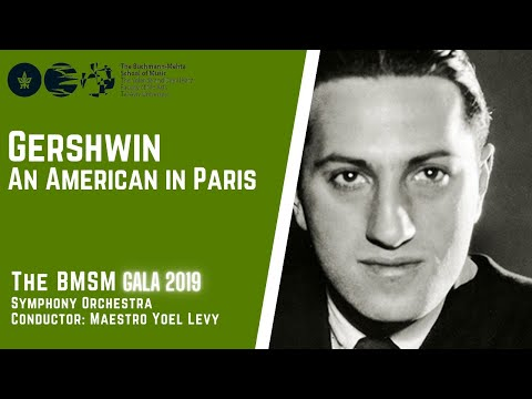 G. Gershwin - An American In Paris - The BMSM Symphony Orchestra