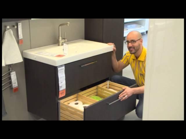 Godmorgon Sink Cabinet Ikea Home Tour Youtube
