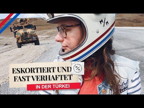 Fast verhaftet in der Türkei | Mofaweltreise endet beinahe im Gefängnis