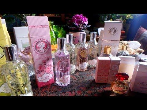 вкусные ароматы от Jeanne En Provence