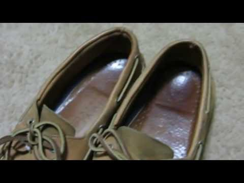 Sperry Top-Sider Sahara Authentic Shoe Review - 1 Year Later