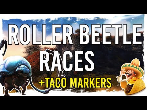 Guild Wars 2 - Official Roller Beetle Races - Gold Runs with TacO Markers thumbnail