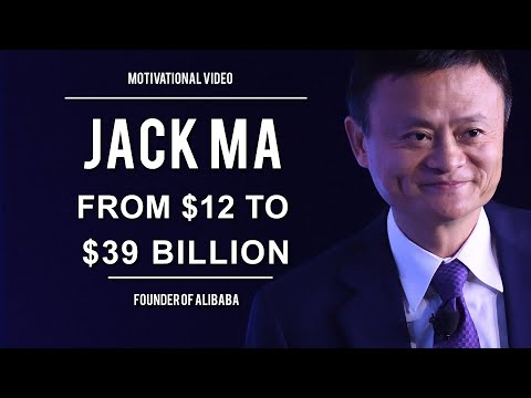 The Inspiring Story of Jack Ma - Founder of Alibaba