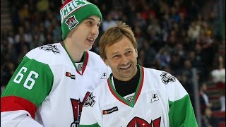 """Дмитрий Сычев: """"В детстве хотел стать хоккеистом!"""""""