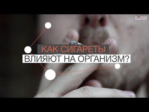 Как влияет курение на человека