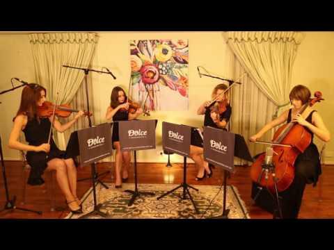 Tenerife Sea | Ed Sheeran | String Quartet Cover