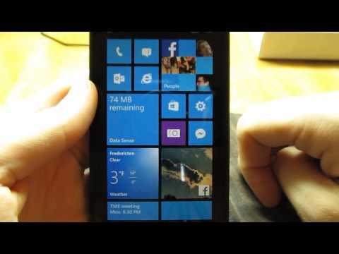 Nokia Lumia 635 Windows Phone, in-depth review