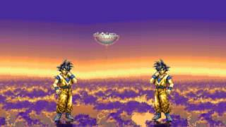 Gameplay Mugen Dragon Ball 2007