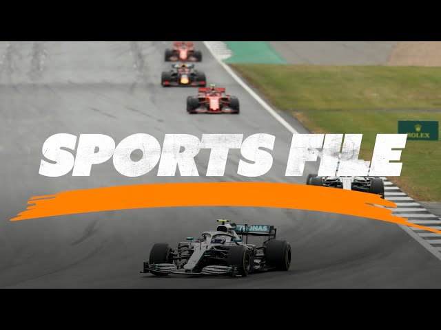 Sports File: British Grand Prix