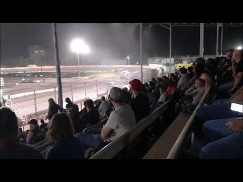 Shawano Speedway Stock Car Feature 5 27 2017