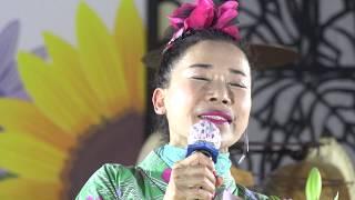 고하자품바 - 2018 제 6회 강주해바라기축제 7월24일자로 마지막 공연 실황 (4K 촬영원본Clip0099)