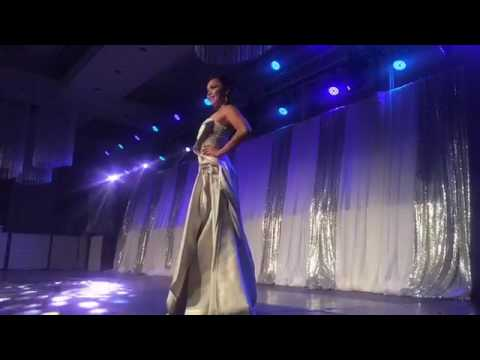 Miss Earth Guam 2017 - evening gown competition