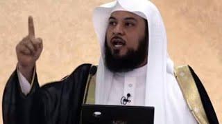 خطبة العريفي عن مصر   فضائل مصر د محمد العريفي 1 2 1434هـ مصر