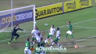 Guarani 1 x 1 Juventude | Melhores Momentos | Brasileiro Série C 2016