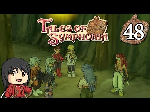 "Tales of Symphonia HD - Part 48: ""Search for Inhibitor Ore"""