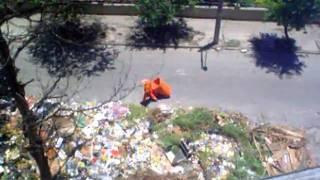 Lixo em Triagem, Rio de Janeiro. Data: 08/01/10.