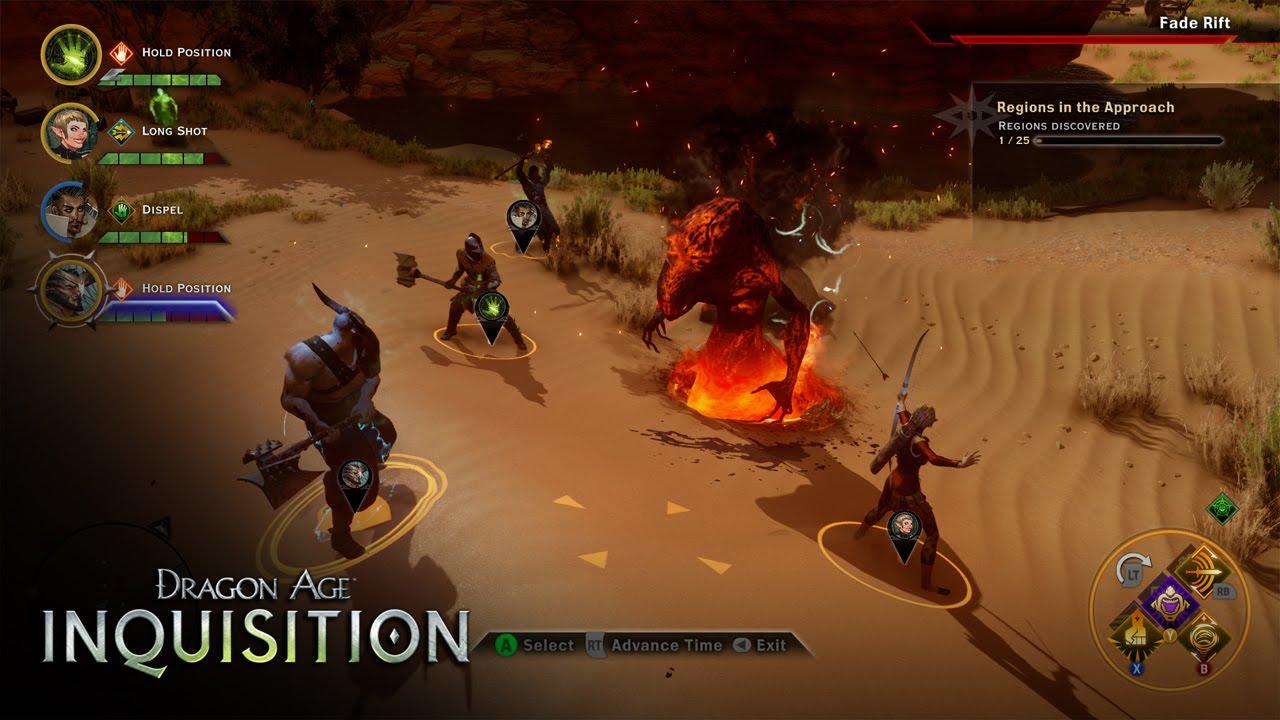 Dragon Age Inquisition Mega Guide: Infinite Gold, XP, Cheat