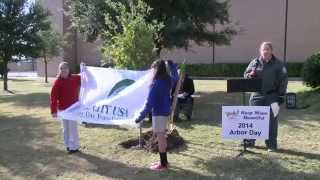 Indian Spring Middle School Arbor Day Proclamation