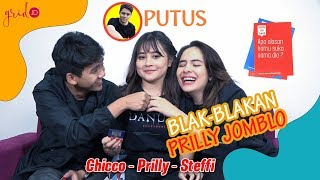 Main Truth or Dare, Prilly Latuconsina Blak-blakan Berstatus Jomblo!
