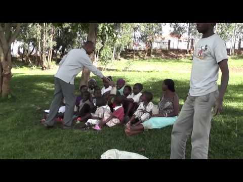 Whole Food Nutrition Arrives in Rwanda