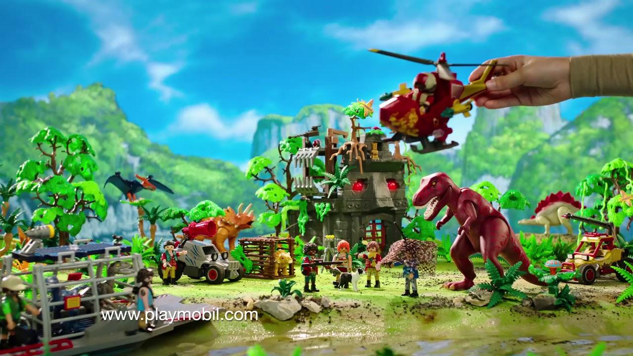 playmobil dino-spielwelt - präsentiert von besserpreise