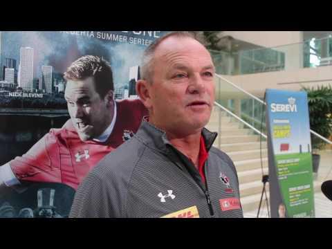 RISEAsOne Alberta Summer Series — Canada vs. Romania — Press Conference