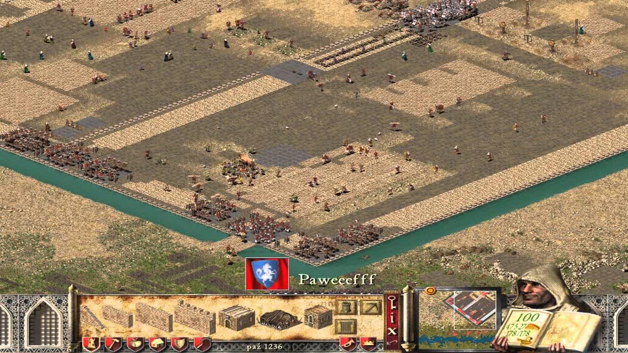 Kody do Twierdza Krzy owiec PC (Stronghold Crusader PC)