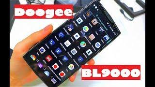 DOOGEE BL9000 телефон с моментальной  беспроводной зарядкой
