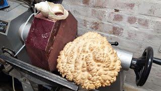 Woodturning - Snailed it!