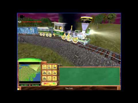 Let's Play Railroad Tycoon 3 Part 15B |