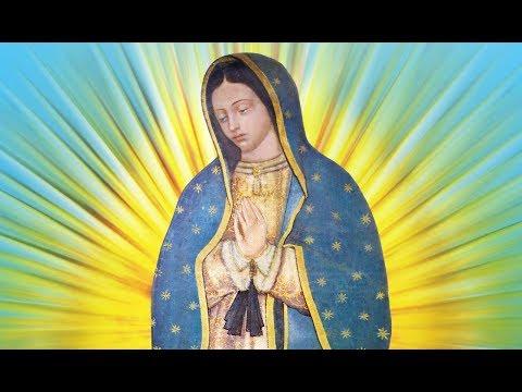 Oração à Nossa Senhora de Guadalupe