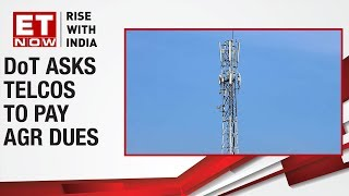 DoT tells telecom operators to pay AGR dues within 3 months